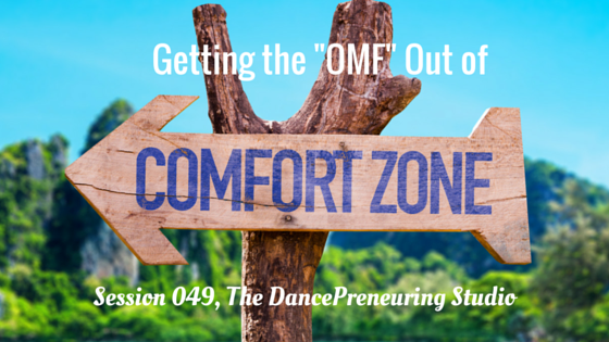 Getting the OMF Out of Comfort Zone