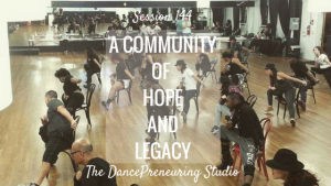 #144: A Community of Hope and Legacy [Podcast]